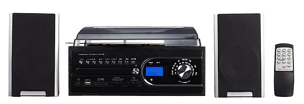 Stereo System With Turntable Clas Ohlson