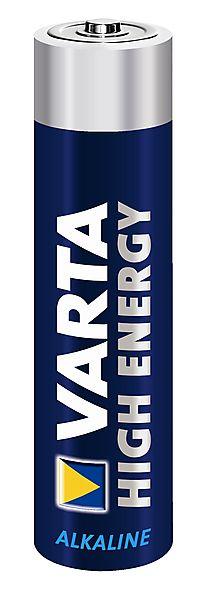 clas ohlson batterier aaa