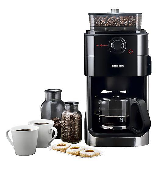 Philips kaffemaskin med kvern