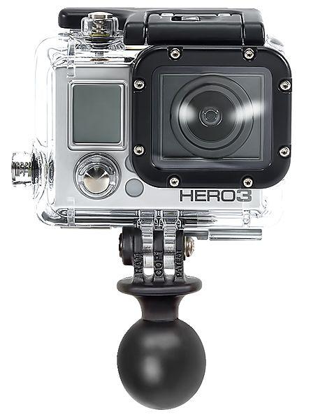 Ram Mounts Gopro Action Camera Adaptor Ram Mounts Clas