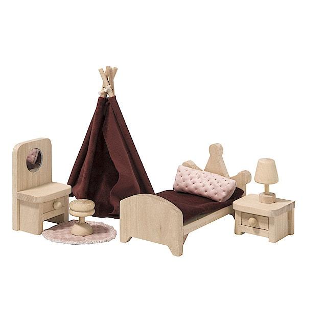 Dukkehusmøblement, stue | Clas Ohlson