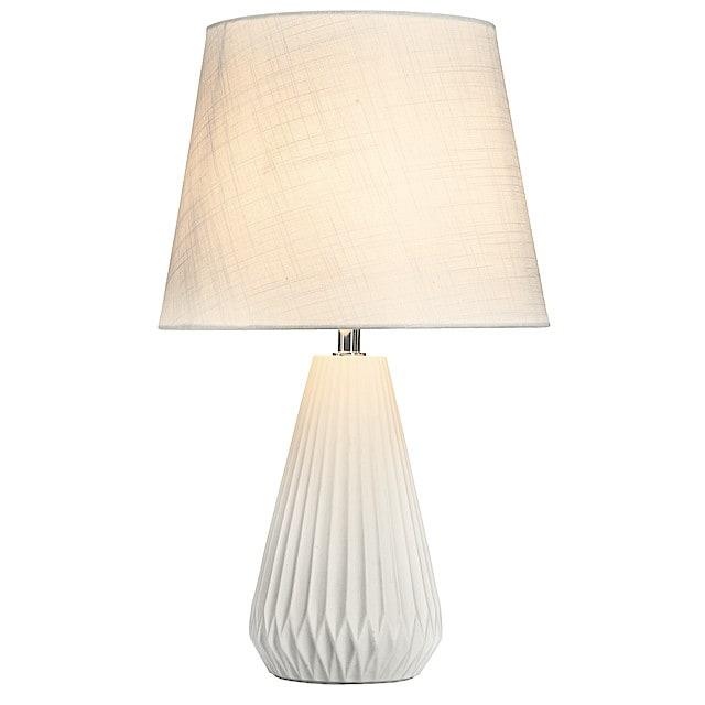 Tube bordlampe | Clas Ohlson | Lamper, Glass, Bordlamper