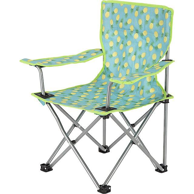Sammenleggbar stol for barn, jordbær | Clas Ohlson