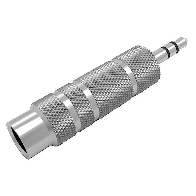 Exibel 2,5 mm adapter   Clas Ohlson
