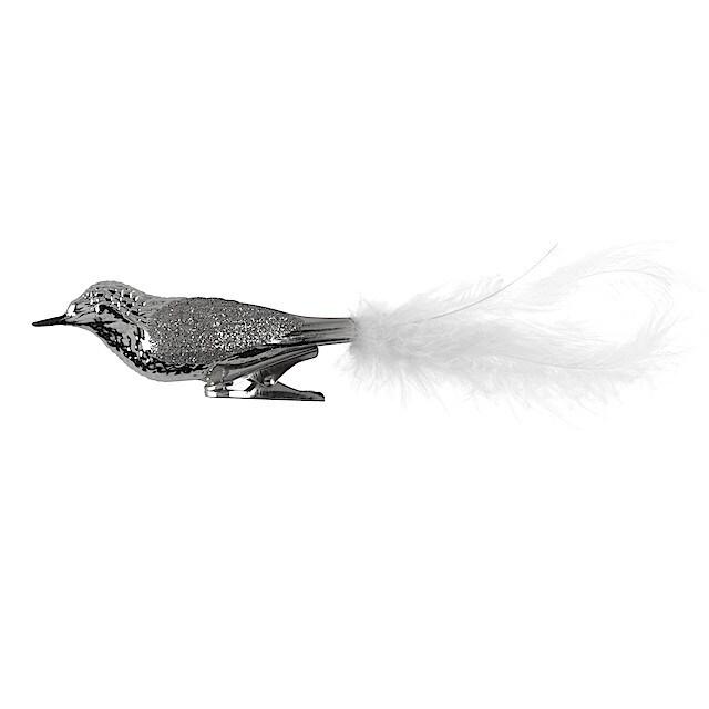 Dekorasjonsfugler, 2 stk. | Clas Ohlson