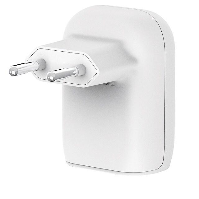 Belkin BoostCharge USB C GaN 30 W lader | Clas Ohlson