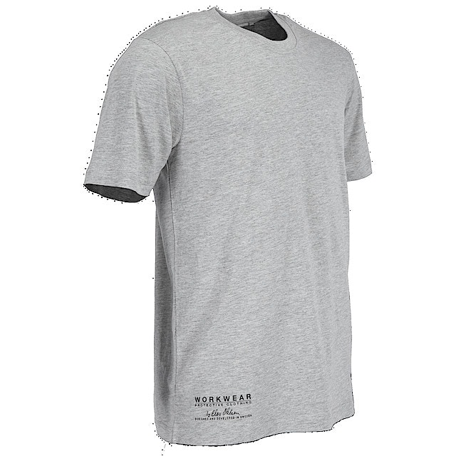 T shirt, grå | Clas Ohlson