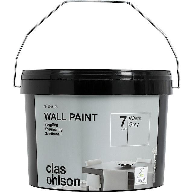 väggfärg pris per liter